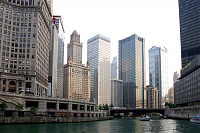 Chicago river 2004